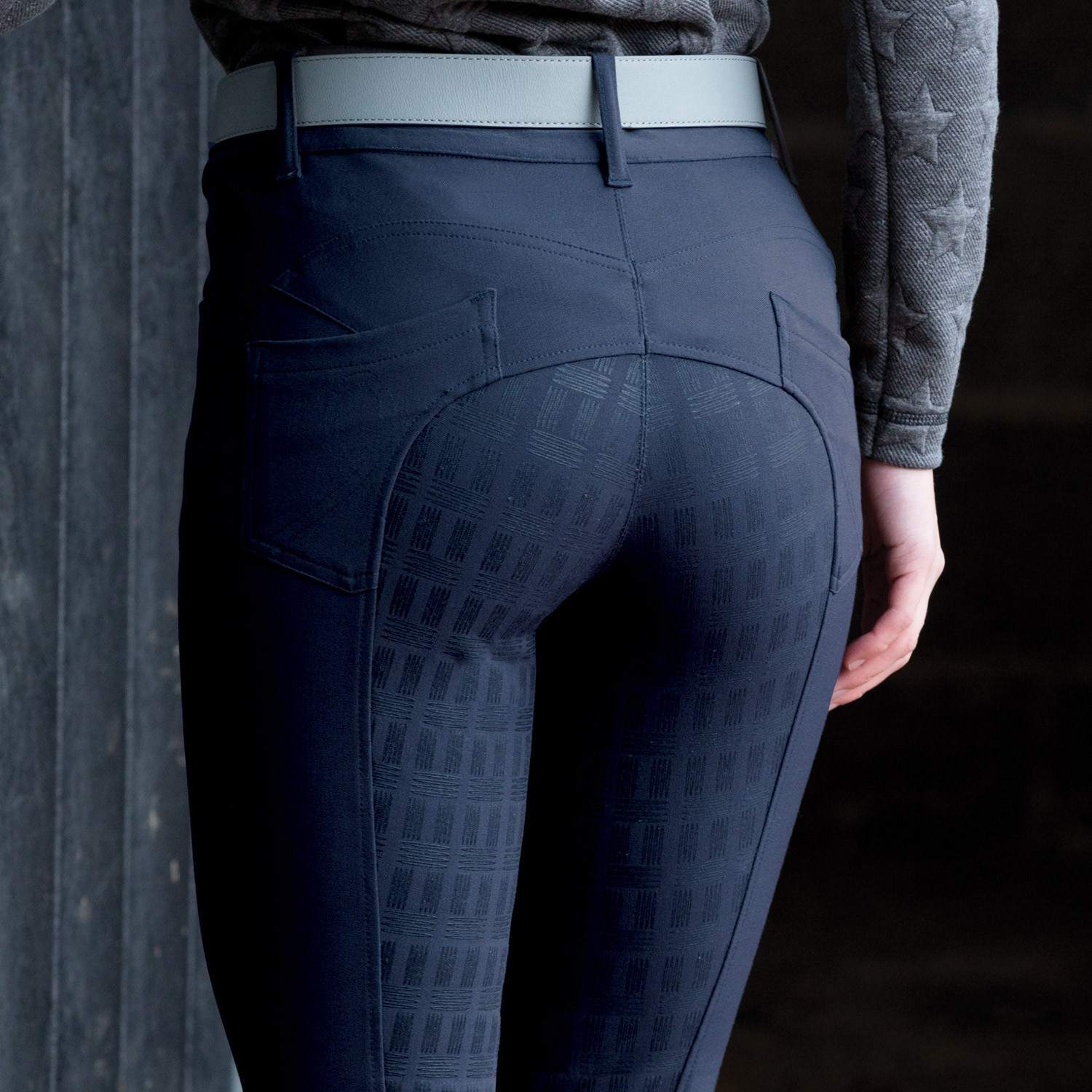 Expensive breeches don't make us better riders!