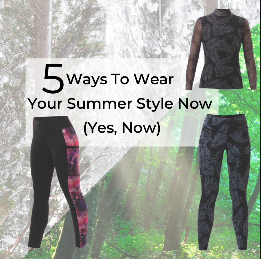 5 Ways To Wear Your Summer Style Now