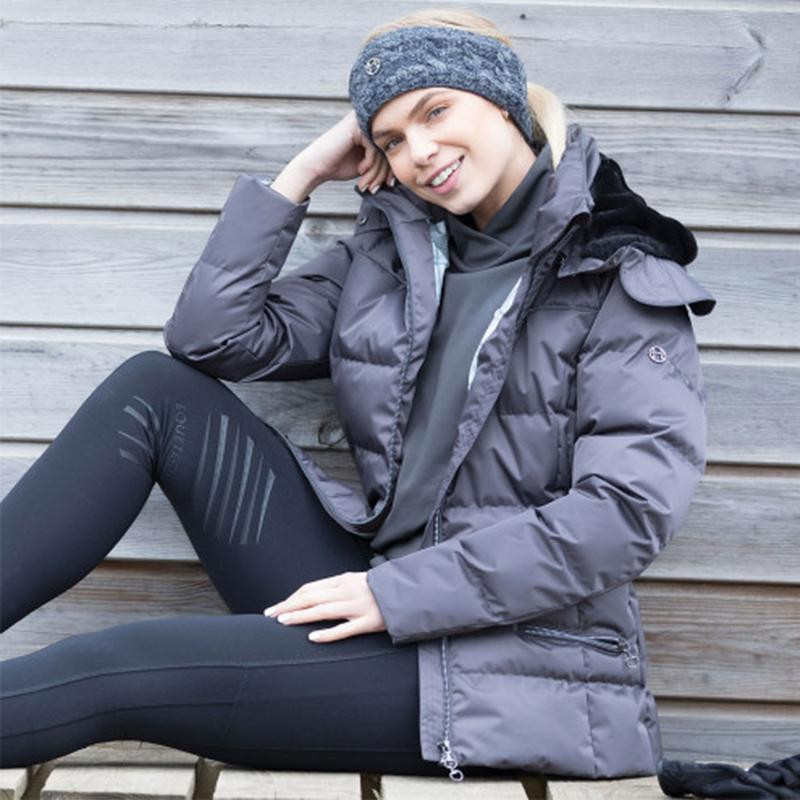 Stylish and practical - the Padbury Quilted Jacket