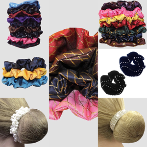The Scrunchie - Back in Fashion!