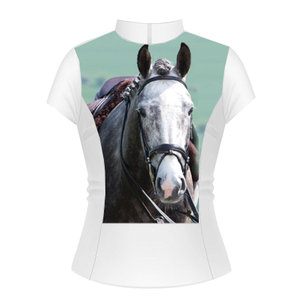 Unleash Your Creativity with Equetech's Custom Competition Shirt