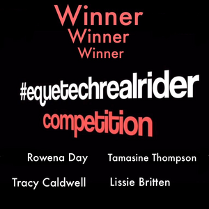 """Equetech 25th Anniversary """"Real Riders"""" Competition Winners"""