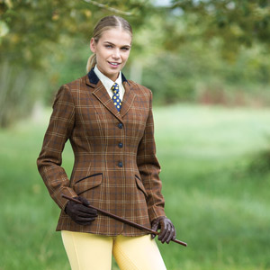 Product of the Week- Marlow Deluxe Tweed Riding Jacket