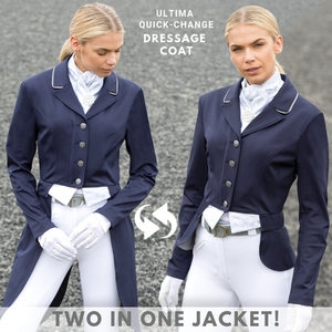"""Why you need the """"Ultima"""" dressage coat this season!"""