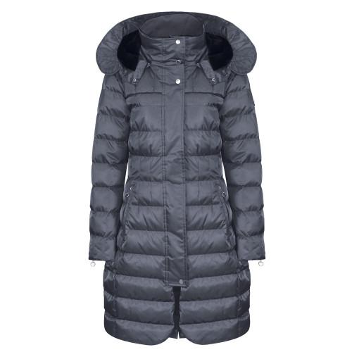 Alpha Long Padded Coat