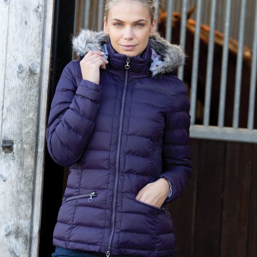 Ashridge Quilted Jacket