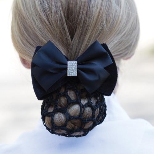 Dressage Crystal Bow & Net