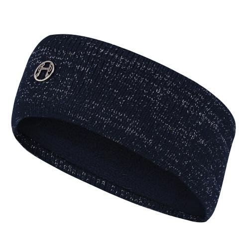 Contrast Knit Headband