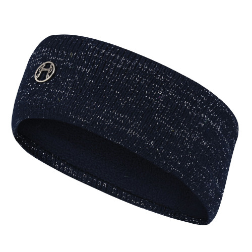 Contrast Knit Headband