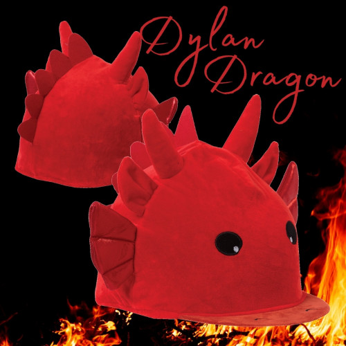 Dylan Dragon Hat Silk
