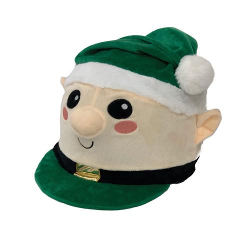 Buddie Elf Hat Silk