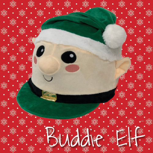 Buddie Elf Hat Silk