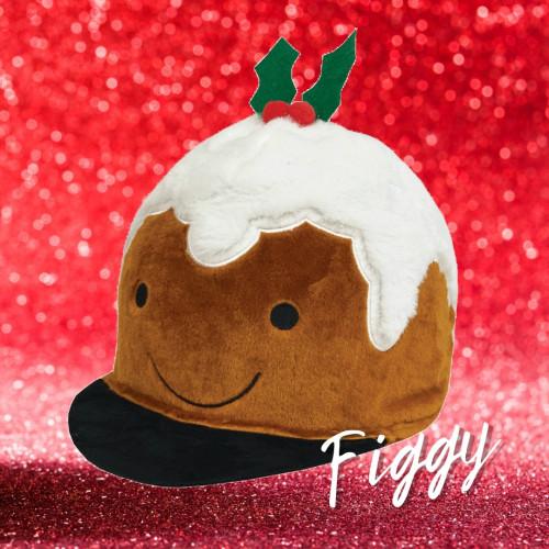 Figgy Pudding Hat Silk