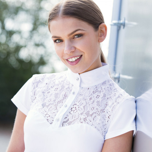 Florence Lace Competition Shirt