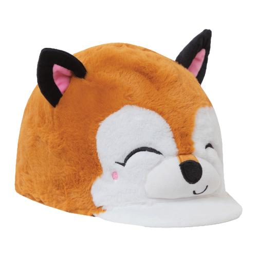 Childs Fletcher Fox Hat Silk - Brown O/S