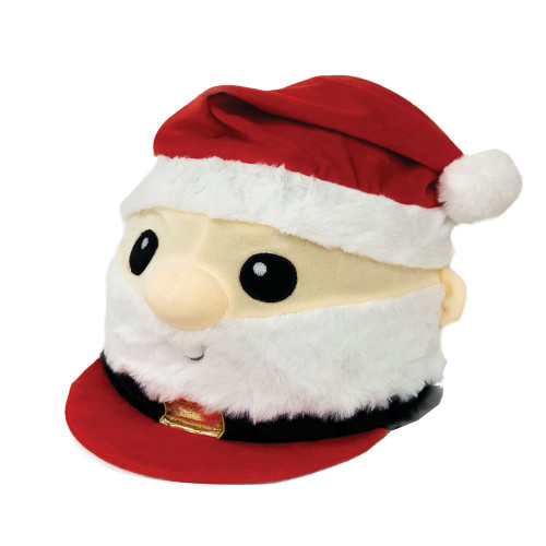 Father Christmas Santa Hat Silk