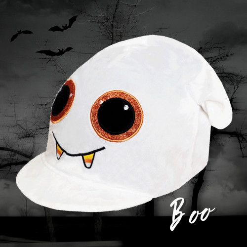 Boo The Ghost Hat Silk