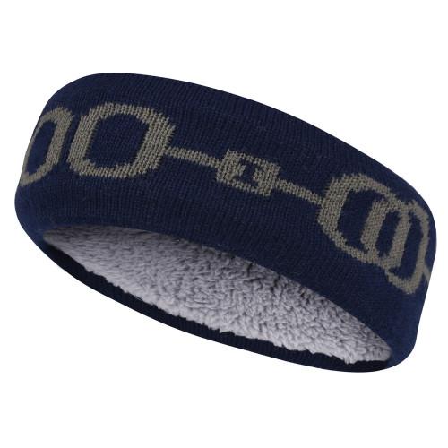 Horsebit Knit Headbands