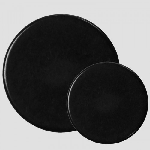 Hunt  Button Set (8 pieces) - Black