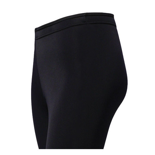 Junior Arctic Thermal Underbreeches - Black