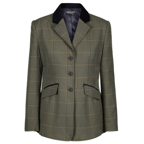 Junior Kensworth Deluxe Tweed Riding Jacket