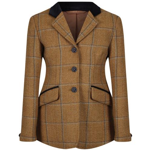 Junior Studham Deluxe Tweed Riding Jacket