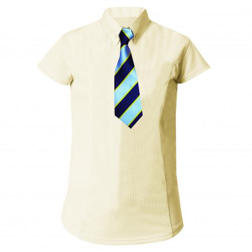 Junior Waffle Show Shirt - Buttermilk 24