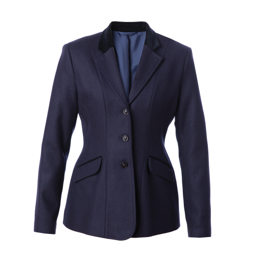 Kimblewick Wool Riding Jacket - Navy 32