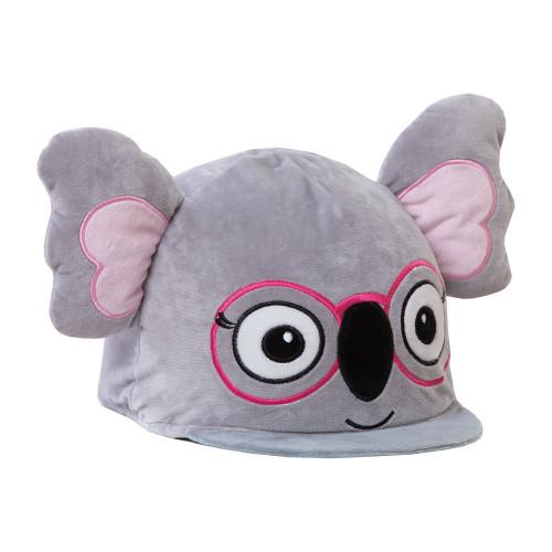 Kara Koala Hat Silk