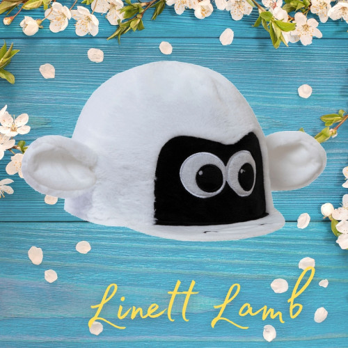 Linett Lamb Hat Silk