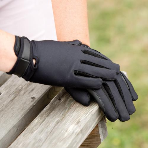 Stretch Show Gloves - Black 0