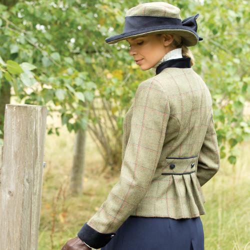 Launton Tweed Lead Rein Jacket & Hat