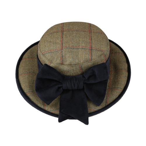 Launton Tweed Show Hat