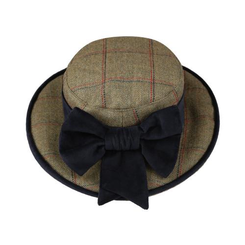 Launton Tweed Show Hat