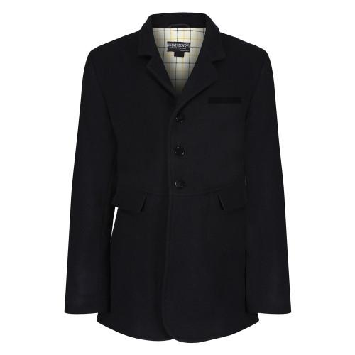 Mens Frock Wool Hunt Coat - Black 40