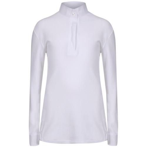 Mens Foxhunter Shirt - White L