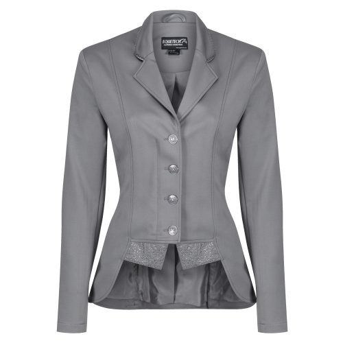 Moonlight Dressage Competition Jacket  - Grey 34