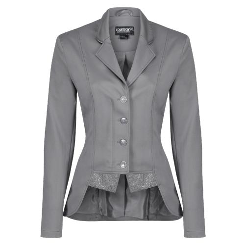 Moonlight Dressage Competition Jacket  - Grey 34