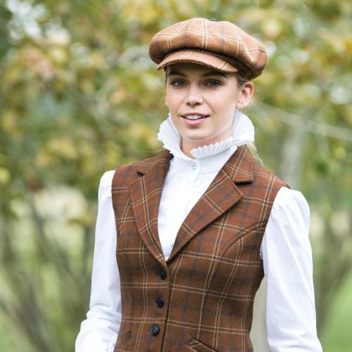 Marlow Tweed Lapel Waistcoat
