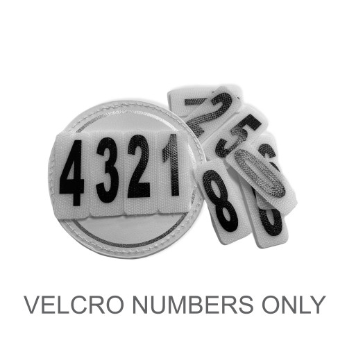 Velcro Competition Numbers