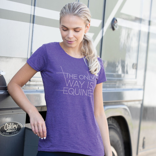 Only Way is Equine Tee