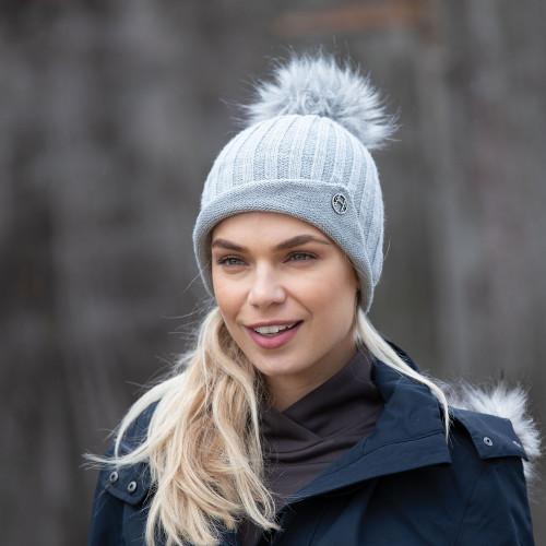 Prestwick Pom Knit Winter Hat