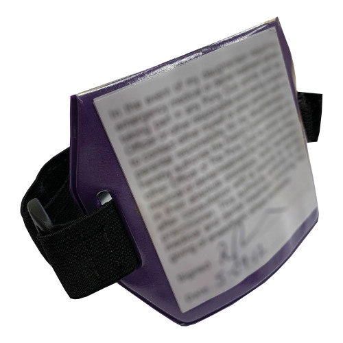 Childs PC Medical Armband - Purple One size