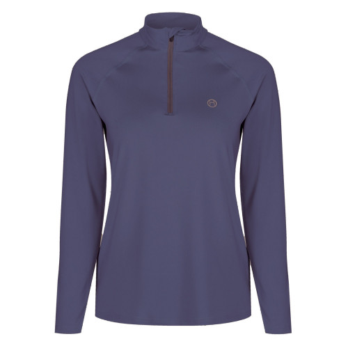 Power Mesh Riding Base Layer - Navy