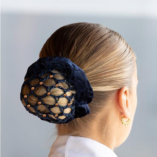 Rose Gold Bun Net
