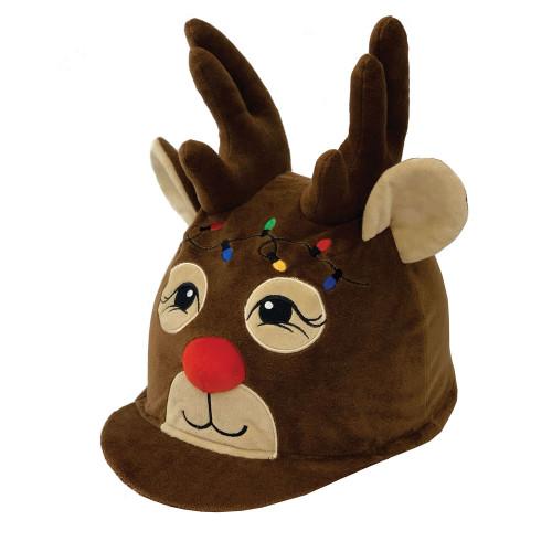 Rudolph Reindeer Hat Silk