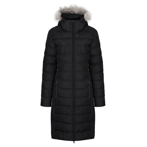 Revive Long Padded Coat - FACTORY SECONDS