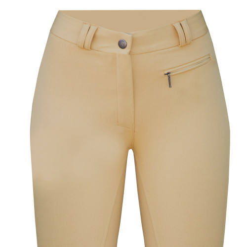 Regency Show Breeches - Buttermilk 32