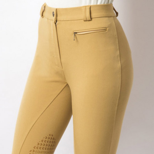 Regency Show Breeches - Honey