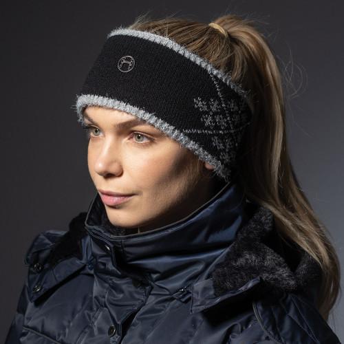 Crystal Knit Headbands